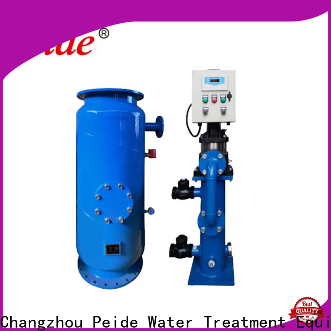 Peide treatment magnetic water treatment devices industry for restaurant