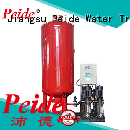 Peide commercial Expansion Tank System Suppliers for swimming pool