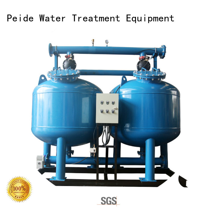 Top automatic backwash filter bag supplier for hotel spa