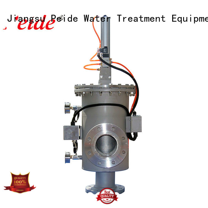 Peide High-quality sand filter with overload protection for hotel spa