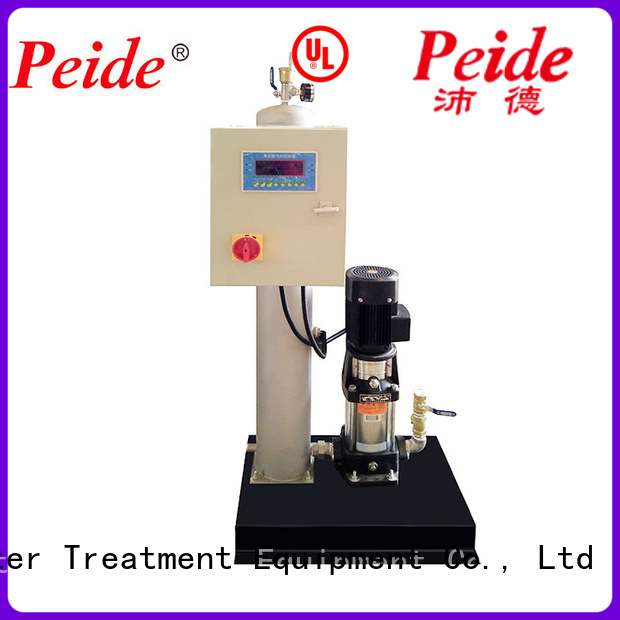 chemical dosing system for cooling towers