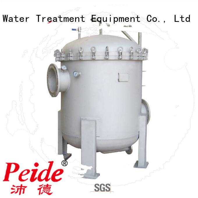 Custom sand filter shallow manufacturer fish farm
