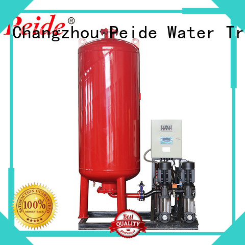Peide Custom Expansion Tank System factory for swimming pool
