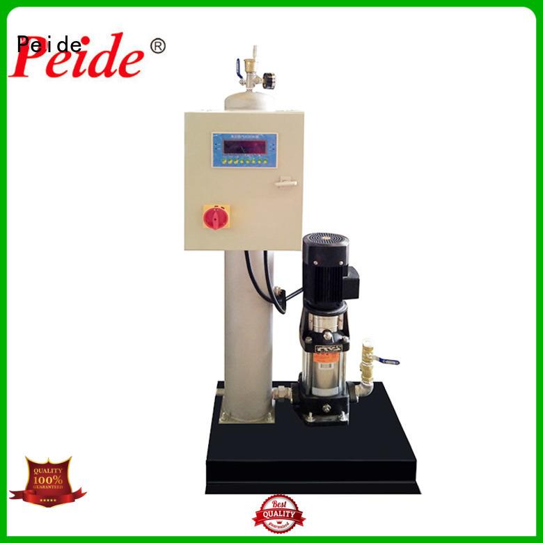 New Vacuum Degassing Machine machine company for swimming pool