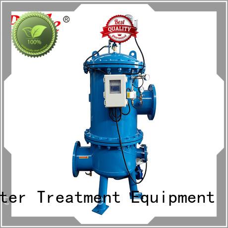 Peide liquid backwash water filter supplier for swimming pool