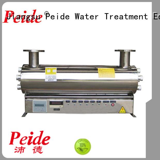 Peide Wholesale ultrasonic algae controller easy repair for irrigation systems