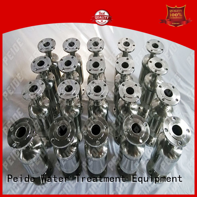 Latest magnetic water conditioner condenser industry for restaurant