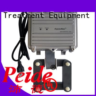 Peide activated magnetic water descaler manufacturer for hotel