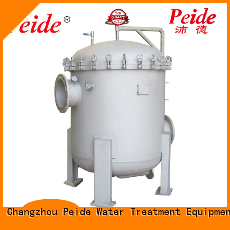 Wholesale sand filter tank steel with overload protection for hotel spa