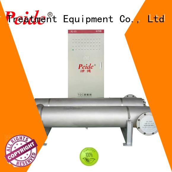 Wholesale uv sterilizers sterilizer easy repair for sedimentation tanks
