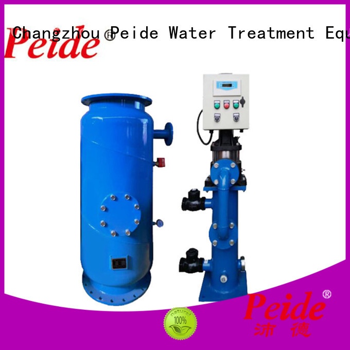 Peide Custom magnetic water treatment devices industry for hotel