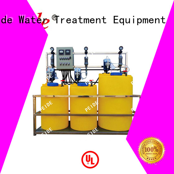 Peide Wholesale chemical dosing tank wholesale for cooling towers