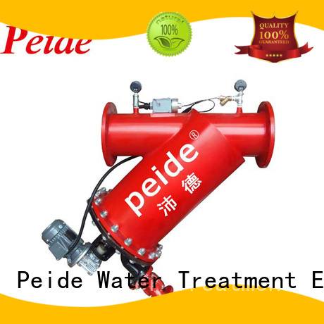 Peide brush water conditioning system for business for school