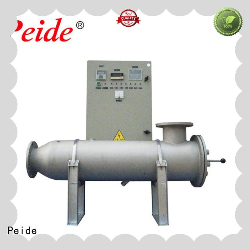 Peide Top uv water purification wholesale for sedimentation tanks