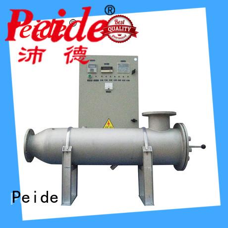 Peide pressure uv disinfection system wholesale for ponds